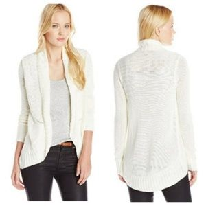 Like new Lilly Pulitzer cream cardigan sweater S